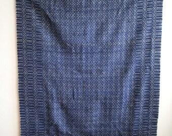 Blue Kilim Area Rug