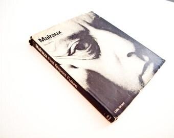 MALRAUX Book / Past Present Future 1974 /Guy Suares