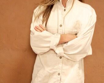 women's 90s oxford twin peaks PARKA pacific northwest JACKET coat