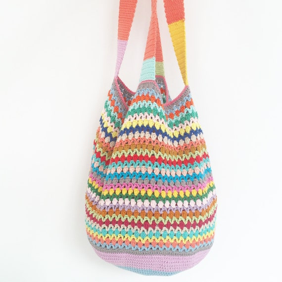Crochet Beach Bag PDF Crochet Pattern
