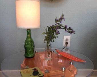 Buddha Beer Bottle Lamp