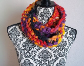 the katia infinity. statement scarf ~ carnival ~