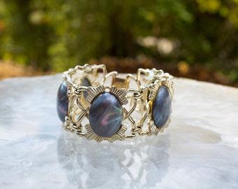 Unique Vintage CORO PEGASUS Wide Bracelet