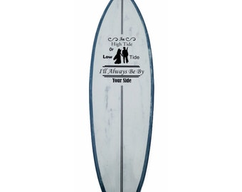 Wedding Signature Surfboard Personalized Guestbook