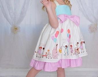 Sarah Jane playdate parade dress