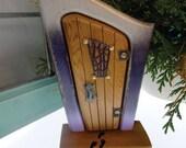 Where Fairies Live - Purple Door