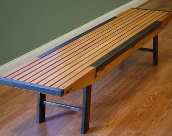 UrbanDrift Reclaimed Fir Bench
