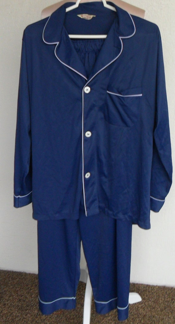 Men Nylon Pajamas 67