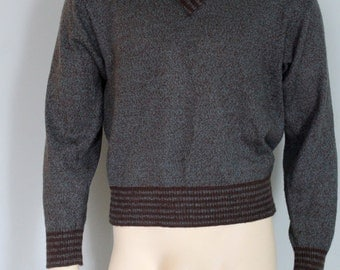 Original Penguin Men's Sweater Hipster Retro