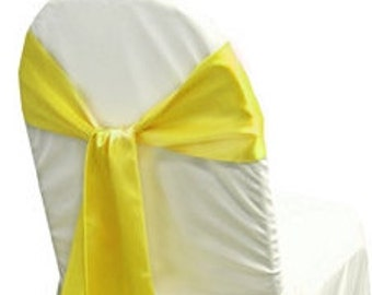 Yellow - Wedding, Party, Banquet Decoration