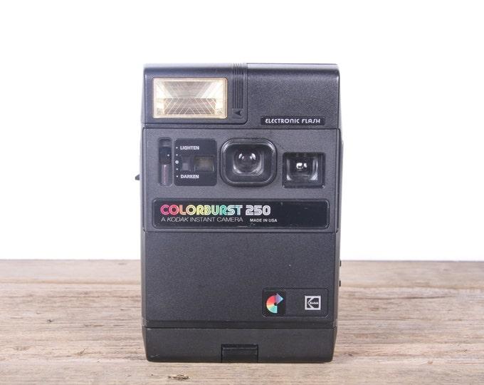 Vintage Kodak Camera / Vintage Kodak Colorburst 250 Camera / Old Instant Film Camera / Retro Camera / Camera Decor / Electronic Kodak Camera