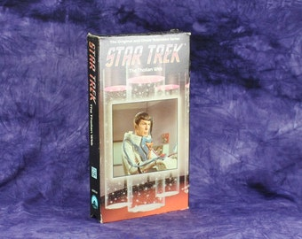Vintage VHS Tape Star Trek The Original Series TV Episode 64 The Tholian Web Airdate November 1968 Paramount Pictures - Kirk - Spock - McCoy