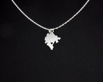 Montenegro Necklace - Montenegro Jewelry - Montenegro Gift