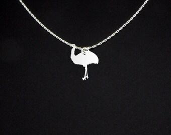 Emu Necklace - Emu Jewelry - Emu Gift