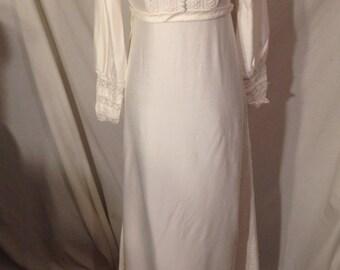 Vintage Handmade Wedding Dress Sale d33