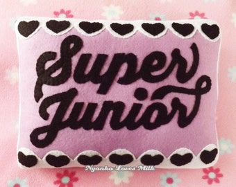 Super Junior Devil Pillow