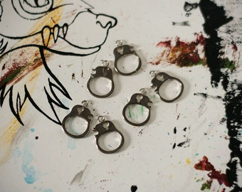 Handcuff Charms (6pcs)
