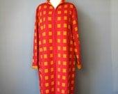 Sweater Coat / Vtg 60s / ...