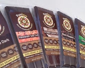 Stevia Chocolate Bars Variety 12 Pack - Zero sugar, Low carb, Vegan, Organic, Simple ingredients