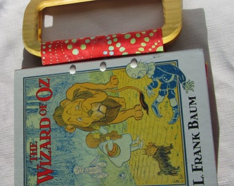 The Wizard of Oz Altered Book Purse L. Frank Baum