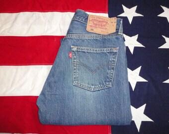 Levis 501 Jeans 30W 27L, Levis Strauss, Vintage Levis, Denim, Levis Jeans, Straight Leg Jeans, Mens 501 Jeans, Womens 501 Levis, 90's Levis
