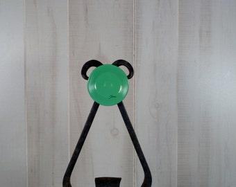 SALE Fiesta Ware Small Green Plate Magnet Genuine Accessories