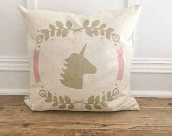 Unicorn 1 Pillow Cover