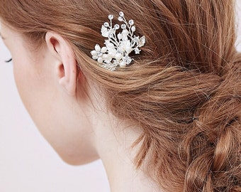 Vintage Style Bridal Hair Pin, Style #547