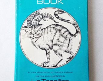 the cat horoscope book 1968 by liz tresilian
