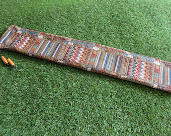 Native American Style Aztec Tapestry Flute Bag 69 cm x 12 cm