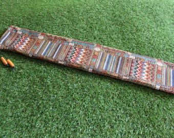 Native American Style Aztec Tapestry Flute Bag 72 cm x 12 cm