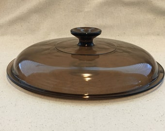 Lid For Vision 5 Quart Dutch Oven, Replacement Vision Lid, Replacement Pyrex Lid