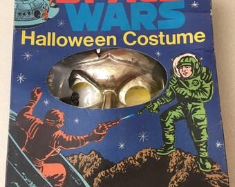 Bland Charnas Space Wars Mercury Halloween Costume