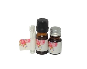 Pink Lotus Absolute Oil, Nelumbo Nucifera Absolute, Perfume Making Ingredient, Anti Ageing Oil, Natural Ayurvedic Flower Essence Oil,