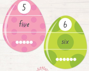 Easter Egg Number Match  AUTOMATIC DOWNLOAD