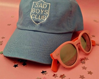 Sad Boys Club Baseball Hat