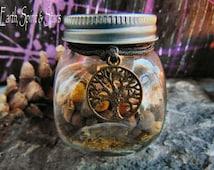 Prosperity/Abundance~ Witches Bottle