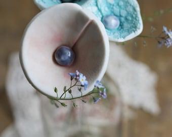 Porcelain Floral Bouquet #4