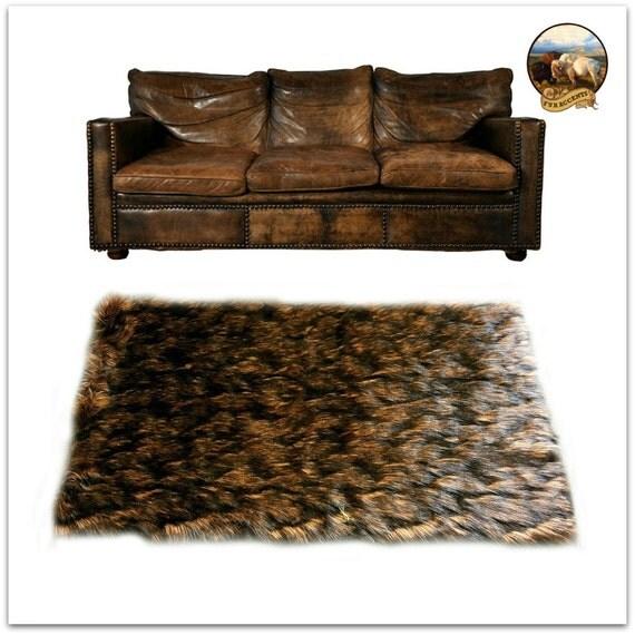 Clearance Sale Soft Faux Fur Area Rug Shaggy Shag By