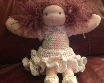 10in Custom Waldorf dolls
