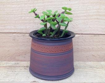 Hand Crafted Ceramic Succulent Planter