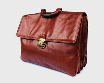 Bag for men brown genuine leather satchel bag men leather messenger bag satchel men bag leather rugged bag vintage men bag handmade satchel
