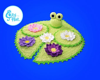 READY TO SHIP! Frog Set for Newborn Babies Photography Prop. Sale!