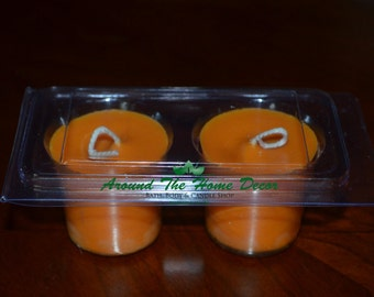 2 pack All Natural Soy Votive Candles. Pick a scent. 70+ Fragrances.