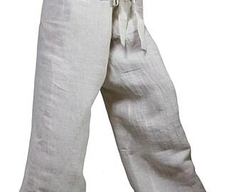 Hemp 100% Farmer Pants (PRL-008-02)