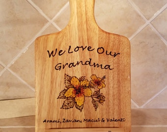 We love our Grandma...Tablet Stand