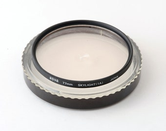 Hoya 77mm HMC 81A Warming Lens Filter with Keeper