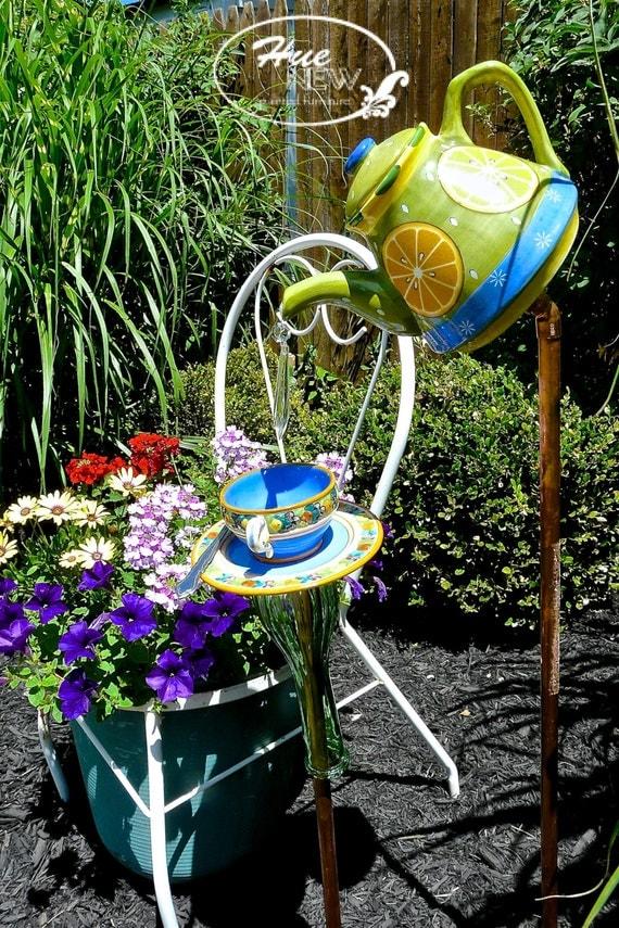Oranges Amp Limes Whimsical Garden Decor