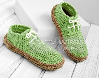 Crochet pattern-women slippers with rope soles,soles pattern included,all female sizes,laced up boots,shoes,loafers,women,adult,cord soles