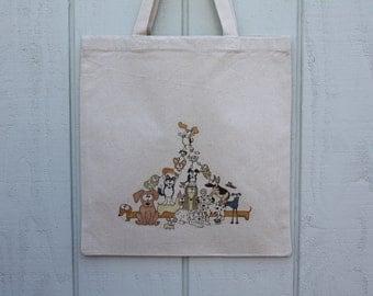Top Dog - Tote Bag